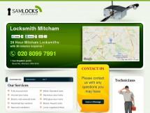 Locksmith Mitcham