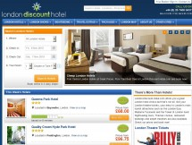 London Discount Hotel