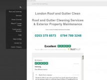 London Roof and Gutter Clean