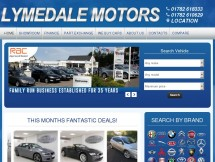 Lymedale Motors Ltd