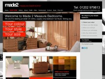 Made 2 Measure Bedrooms