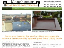 Manchester flat roofs