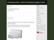 Active Plumbing Supplies (Calne) Ltd