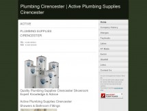 Active Plumbing Supplies (Cirencester) Ltd