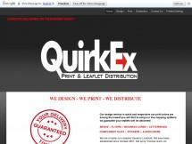 Quirkex Print & Leaflet Distribution