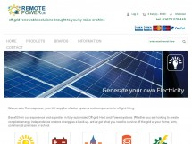 Remote Power UK