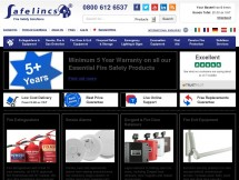 Safelincs Fire Safety Products