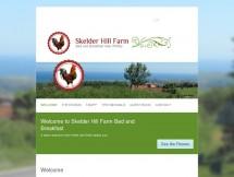 Call Email  Skelder Hill Farm B and B