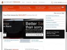UK Security Service Ltd