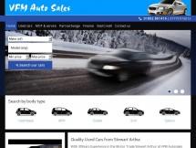 Vfm Auto Sales