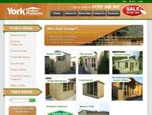 York Timber