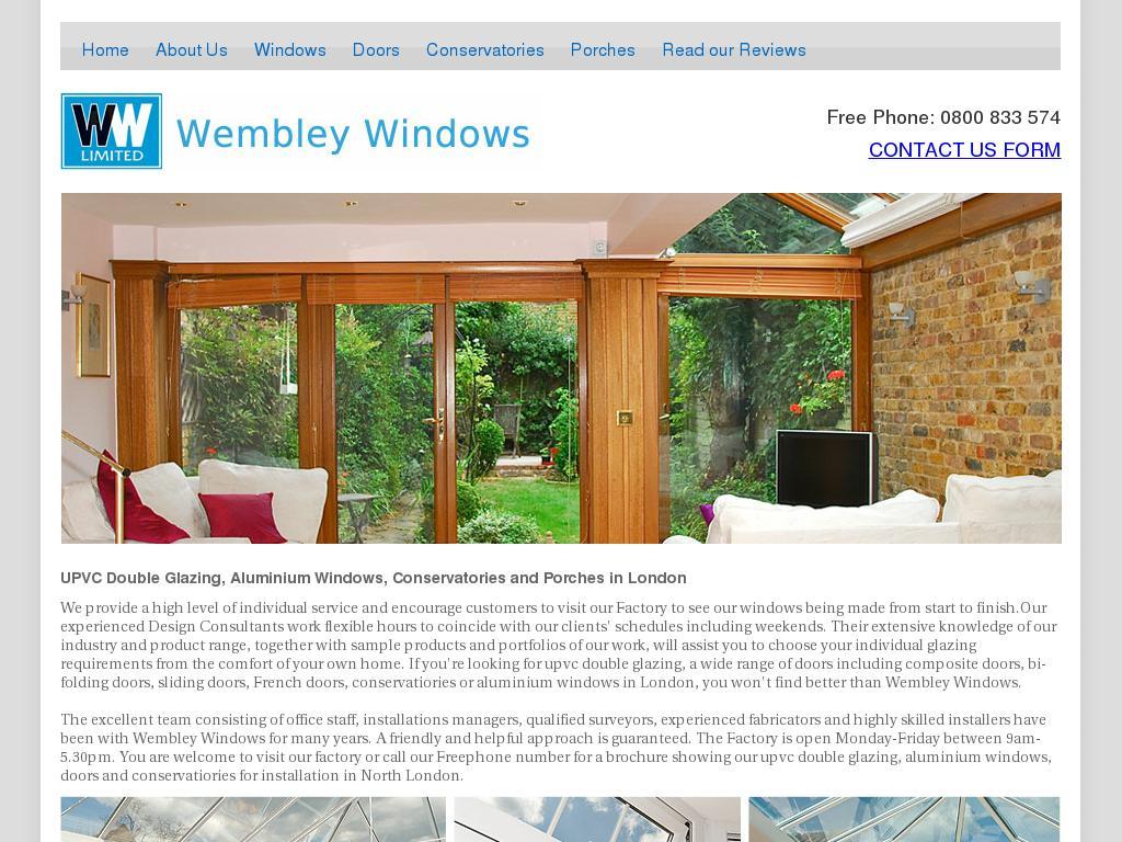 Wembley Windows